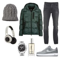 """""""Senza titolo #126"""" by bauletto on Polyvore featuring Merona, SMS Audio, Geox, Calvin Klein, NIKE, Yves Saint Laurent, Tag Heuer, mens, men e men's wear"""