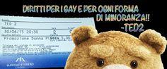 Silvia Razzani: Ted 2 - #Unfilmdivertente