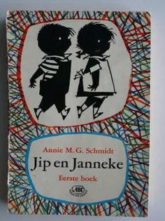Jip en Janneke pocket, jaren 70. Ik heb nog een versie met de oude Fiep Westendorp tekeningen: veel ronder en...mooier...
