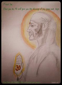 Sai Baba Miracles, Spiritual Religion, Sai Baba Photos, Baba Image, Cute Poses For Pictures, Om Sai Ram, Gods Love, Art Sketches, Prayers