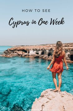 Cyprus is in the Eastern Mediterranean Sea and has some of the most beautiful beaches in the world! It's definitely worth a visit and here's how to see Cyprus in one week with everything you need to do! Europe Travel Tips, Travel Destinations, Travel Guide, Travel Hacks, Travel Essentials, Travel Usa, Travel Ideas, Nicosia Cyprus, Cyprus Paphos