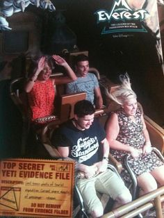Lol Liam>>YOU DONT UNDERSTAND I WENT ON THIS RIDE WHEN I WAS LIKE EIGHT AND I PEED MY PANTS. YOU LITERALLY GO DOWN THE RIDE BACKWARDS IT IS SCARY AS F