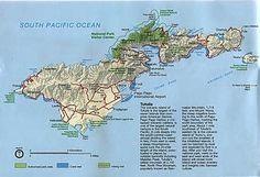 Tutuila Map