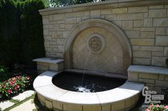 Water Features & Fountains : Gillette Brothers Pool & Spa