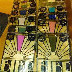 Original Biba tights from the big Biba store