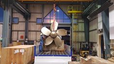Naval Group has 3D printed a one-tonne ship propeller for the French Navy Impression 3d, 3d Printing Industry, Indian Navy, 3d Printing Service, Navy Ships, Tonne, How To Increase Energy, Armed Forces, New Technology