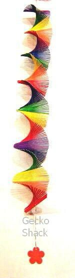Medium Rainbow Spiral - The Gecko Shack Play To Learn, Rainbow Colors, Spiral, Special Occasion, Babies Rooms, Vibrant, Colours, Medium, Create