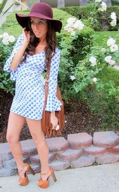 Retro Fashion Blogger #halloween