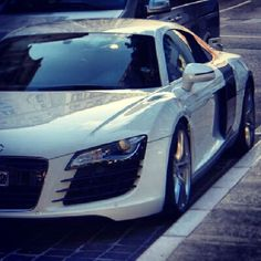 Audi R8 enough said... #audi