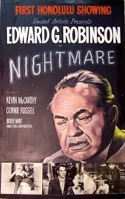 Image result for nightmare 1956