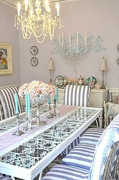 ✫LOVE this dining room table!!