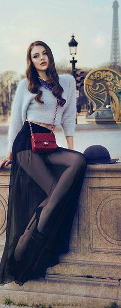 """TD❤️ sexydressfashion: """"legsandhighheels """"Chanel"""