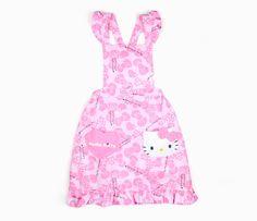 Hello Kitty Adult Apron: Heart