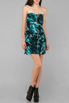 Cry Me a River Dress $29 at www.tobi.com