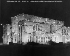 Butler Christmas Lights 2019 63 Best My hometown vintage Christmas pics images in 2019