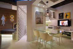 Veja dicas de decoração para espaços pequenos e inspire-se - BOL Fotos - BOL Fotos