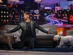 Moe and Shug make their first television debut on The Arsenio Hall Show 4-30-14