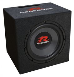 Subwoofer with enclosure Renegade RXV1000