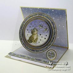 Hunkydory Crafts Santa Paws - DT cards I made Kanban Crafts, Hunkydory Crafts, Card Making Kits, Sand Crafts, Halloween Crafts, Halloween Ideas, Easel Cards, Create And Craft, Heartfelt Creations