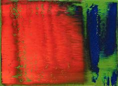 Green-Blue-Red, 1993--abstract