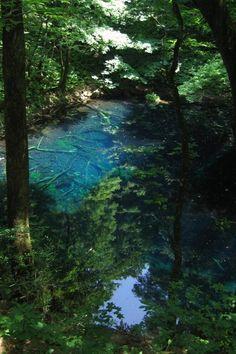 Lake Jyuniko #japan #aomori