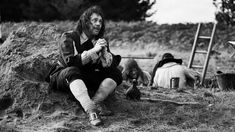 Film4 A Field In England by Ben Wheatley starring Reece Shearsmith
