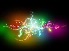 Colores iluminados