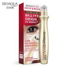 BIOAOUA Reparação Essência Bola creme para Os Olhos anti envelhecimento rugas hidratante ativar o círculo escuro olho cremes cuidados com A Pele alishoppbrasil