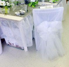 DIY Brides Chair
