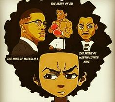 The Revolutionary, The Boondocks