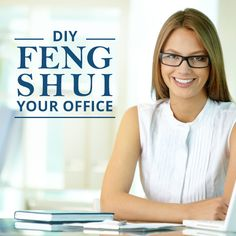 Do a little spring cleaning with this DIY Feng Shui for Your Office. #fengshui #springcleaning
