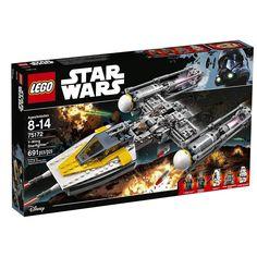 Lego Y-Wing $41.77 on Amazon FS #LavaHot http://www.lavahotdeals.com/us/cheap/lego-wing-41-77-amazon-fs/176724?utm_source=pinterest&utm_medium=rss&utm_campaign=at_lavahotdealsus