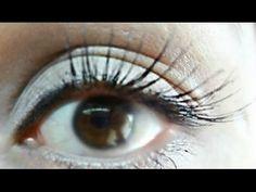 How To Grow Longer Eyelashes SuperFast - YouTube
