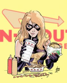 Dave Seguin — Ms.Marvel