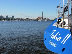 Tokio II landed in Helsinki