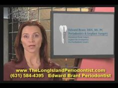 Long Island Periodontist Explains Why A Dental Implant is Needed #long_island_dental_implants #tooth_removal #periodontist_long_island