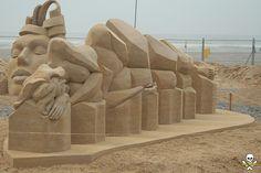 Most Amazing Sand Sculptures