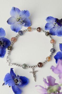 Sterling silver bracelet by Isis Keepsake Jewelry
