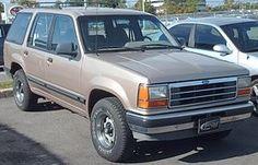 Ford Explorer [1st generation] (1991–94)