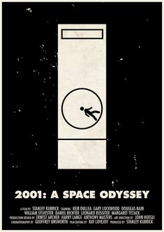 Más tamaños | '2001: a space odyssey' pictogram movie poster | Flickr: ¡Intercambio de fotos!