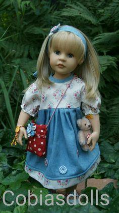 Götz Steiff Puppe Giselle 2005