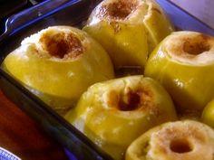 perfect for fall season  paula Deen baked apples