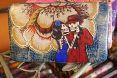 Zoot suit wallet- I love this thing!