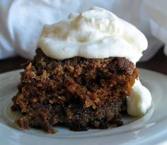 Jennifer Murch: A sticky sweet indoctrination wet bottom shoo fly cake! Amish Recipes, Dutch Recipes, Cookbook Recipes, Cake Recipes, Cooking Recipes, Molasses Cake, Cooking For One, Sweet Desserts, Sweet Bread