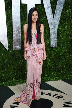 Vera Wang Photo - 2012 Vanity Fair Oscar Party Hosted By Graydon Carter - Arrivals