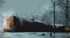 Bodega & Piedrafita Architects wins Rebirth of the Bath House competition