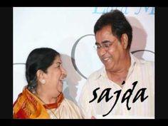 Har Taraf Har Jagah - Jagjit Singh & Lata Mangeshkar - Sajda (+playlist)