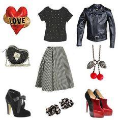 Rockabilly clothes