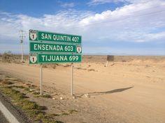 Roadtrip Baja