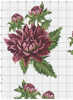 123 Cross Stitch, Cross Stitch Tree, Beaded Cross Stitch, Cross Stitch Flowers, Cross Stitch Designs, Cross Stitch Embroidery, Cross Stitch Patterns, Embroidery Patterns Free, Embroidery Designs